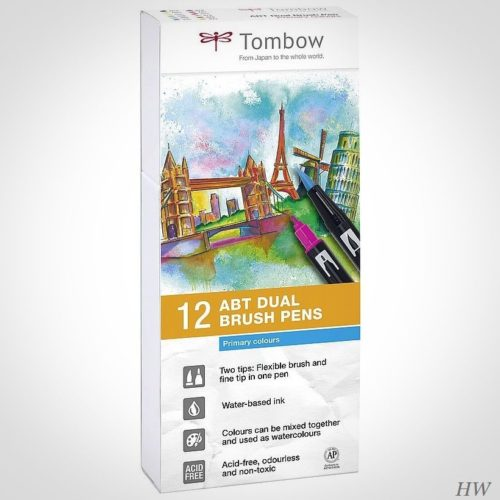 Tombow Dual Brush Pen ABT-12P-1