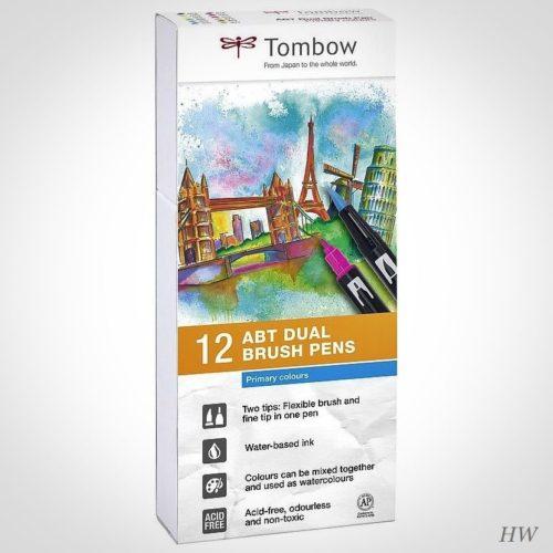 Tombow Dual Brush Pen ABT-12P-1