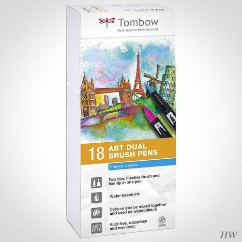 Tombow Dual Brush Pen ABT-18P-1