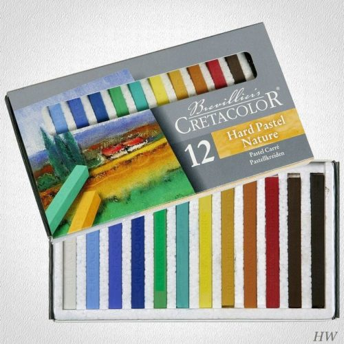 Cretacolor Pastellkreiden Nature-Set
