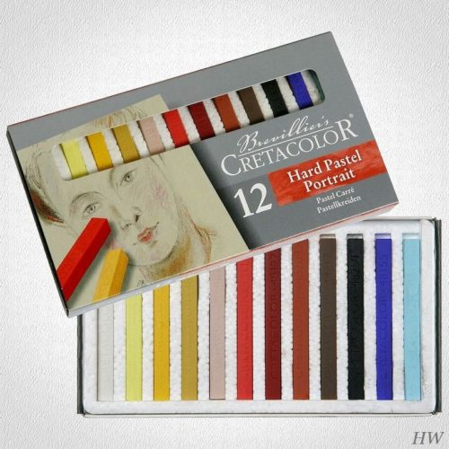 Cretacolor Pastellkreiden Portrait-Set