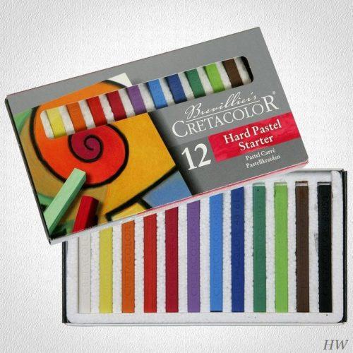 Cretacolor Pastellkreiden Starter-Set