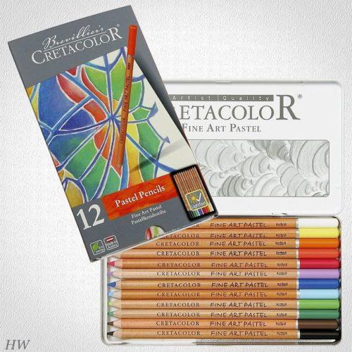 Cretacolor Pastellstifte 47012