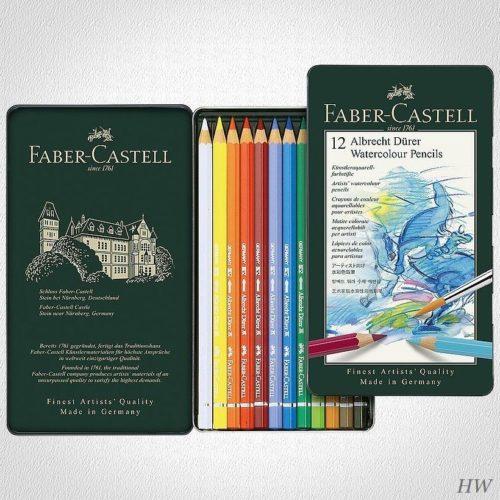Faber Castell Albrecht Dürer Aquarellstifte 117512