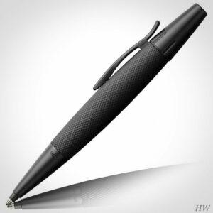 Faber Castell Kugelschreiber E-Motion Pure Black