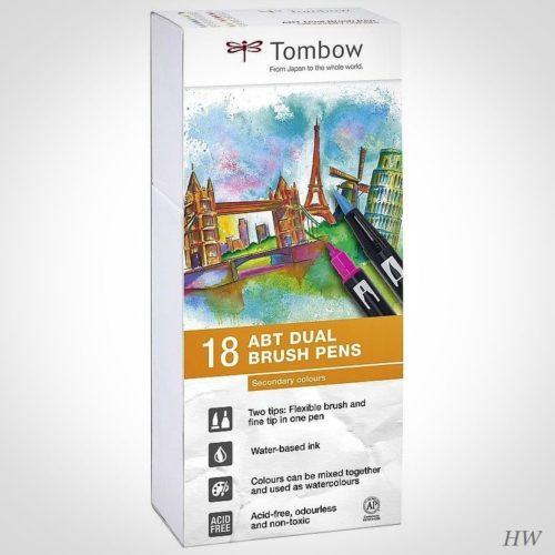 Tombow Dual Brush Pen ABT-18P-2