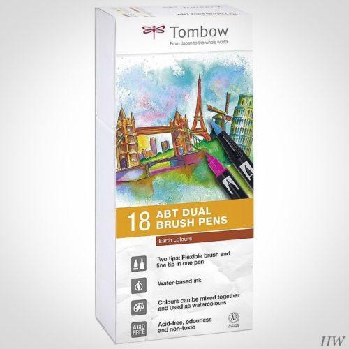 Tombow Dual Brush Pen ABT-18P-3