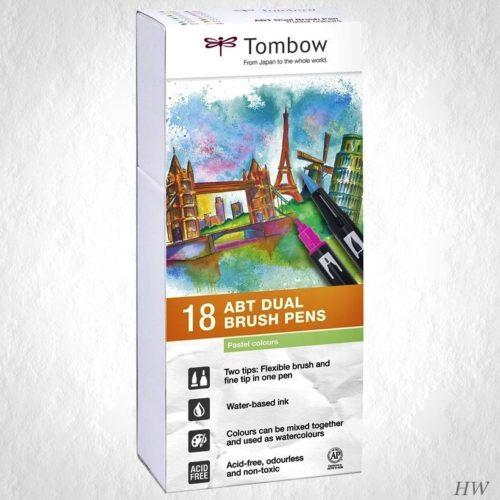 Tombow Dual Brush Pen ABT-18P-5