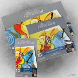 Cretacolor Aqua Stic Oil-Pastels