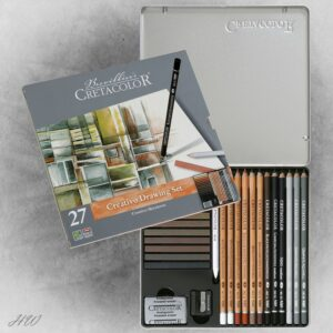 Cretacolor Creativo Skizzier-Set