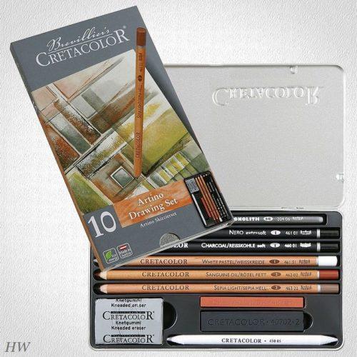 Cretacolor Artino Skizzier-Set 40020