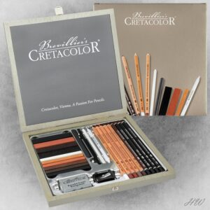 Cretacolor Skizzier-Set Passion