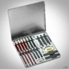 Cretacolor Graphite-Set Silver Box 40018Cretacolor Graphite-Set Silver Box 40018