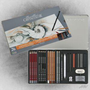 Cretacolor Skizzier-Set Teachers Choise 40042