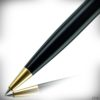 Diplomat Drehbleistift Excellence A2 Lack schwarz-gold_2