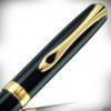 Diplomat Drehbleistift Excellence A2 Lack schwarz-gold_3