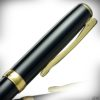 Diplomat Drehbleistift Excellence A2 Lack schwarz-gold_4