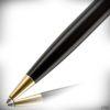 Diplomat Kugelschreiber Excellence A2 Lack schwarz-gold_2