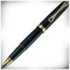 Diplomat Tintenroller Excellence A Lack schwarz-vergoldet_hw_2018_1