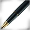 Diplomat Tintenroller Excellence A Lack schwarz-vergoldet_hw_2018_2