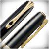 Diplomat Tintenroller Excellence A plus Lack schwarz-vergoldet_hw_2018_3