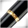 Diplomat Tintenroller Excellence A plus Lack schwarz-vergoldet_hw_2018_5