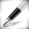 Diplomat Tintenroller Excellence A2 Perlmutt weiß_2
