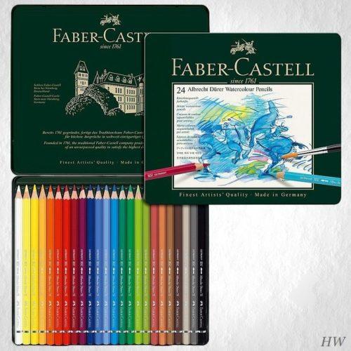 Faber Castell Albrecht Dürer Aquarellstifte 117524