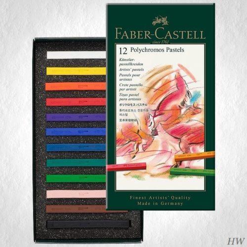 Faber Castell Polychromos Pastellkreiden 128512