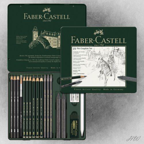 Faber Castell Pitt Graphite-Set 112973