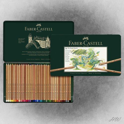 Faber Castell Pitt Pastellstifte 112136