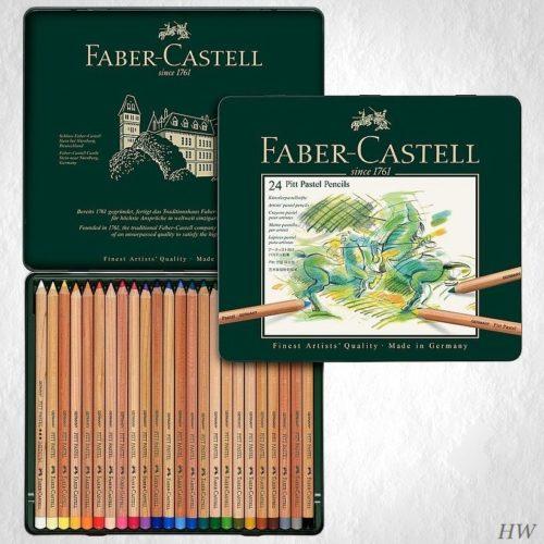 Faber Castell Pitt Pastellstifte 112124
