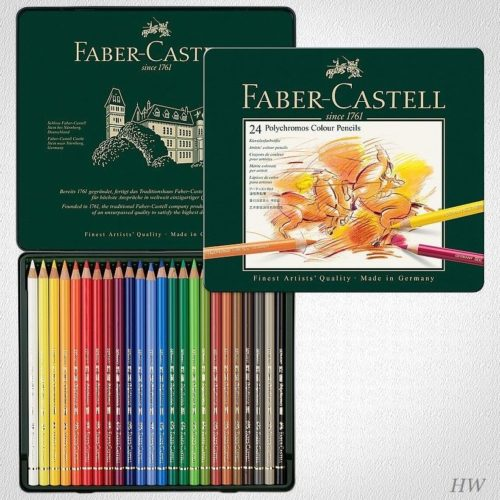 Faber Castell Polychromos Künstlerfarbstifte 110024