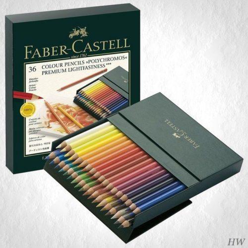 Faber Castell Polychromos Künstlerfarbstifte 110038
