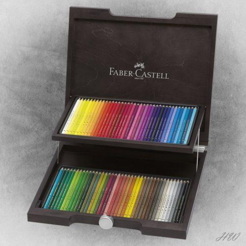 Faber Castell Polychromos Künstlerfarbstifte 110072