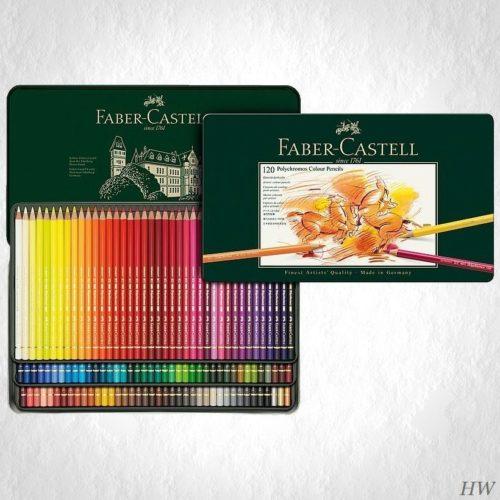 Faber Castell Polychromos Künstlerfarbstifte 110011