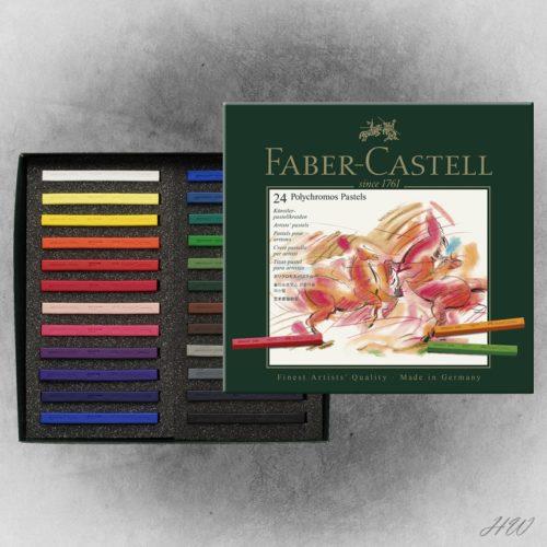 Faber Castell Polychromos Pastellkreiden 128524