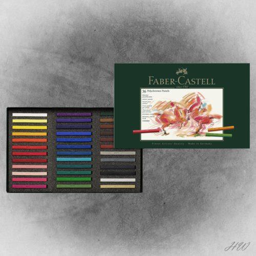 Faber Castell Polychromos Pastellkreiden 128536