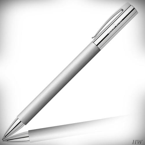 Faber Castell Kugelschreiber Ambition Edelstahl_2020-11