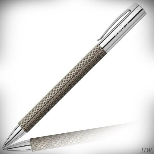Faber Castell Kugelschreiber Ambition OpArt Black Sand_2020_66