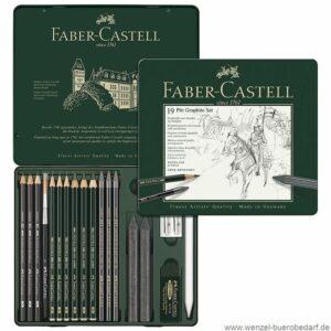 Faber Castell Pitt Graphite-Set 112973_1