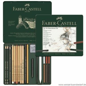 Faber Castell Pitt Monochrome-Set 112976_1