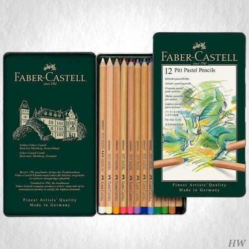 Faber Castell Pitt Pastellstifte 112112