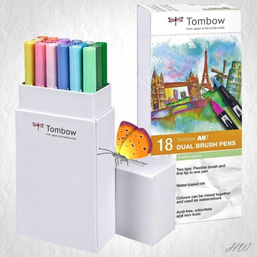 Tombow Dual Brush Pen ABT-18P-5