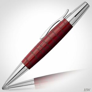Faber Castell Kugelschreiber E-Motion Edelharz Hibiskus