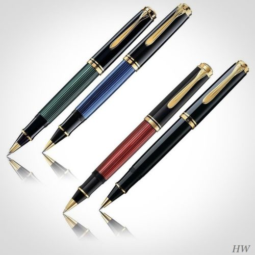 Pelikan Tintenroller Souverän R600
