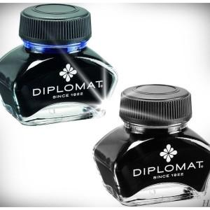 Diplomat Füllhaltertinte im 30 ml. Glas-Flakon_hw_2018_1