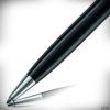 Diplomat Kugelschreiber Esteem Lack schwarz_2020_12