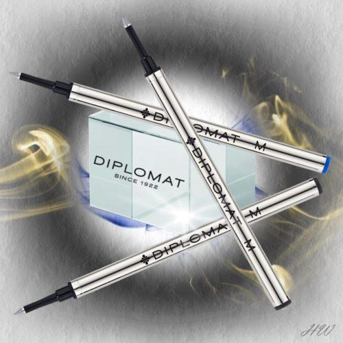 Diplomat Tintenrollermine