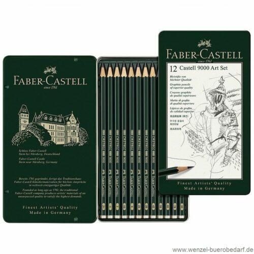 faber-castell-9000-design-set-119065_4005401190653